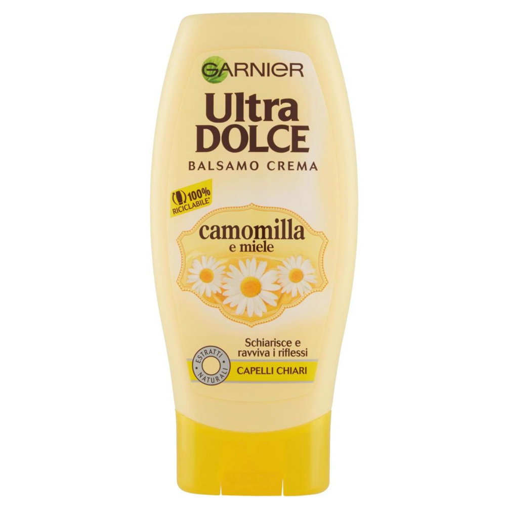 ULTRA DOLCE Balsamo Camomilla & Miele 360 ml