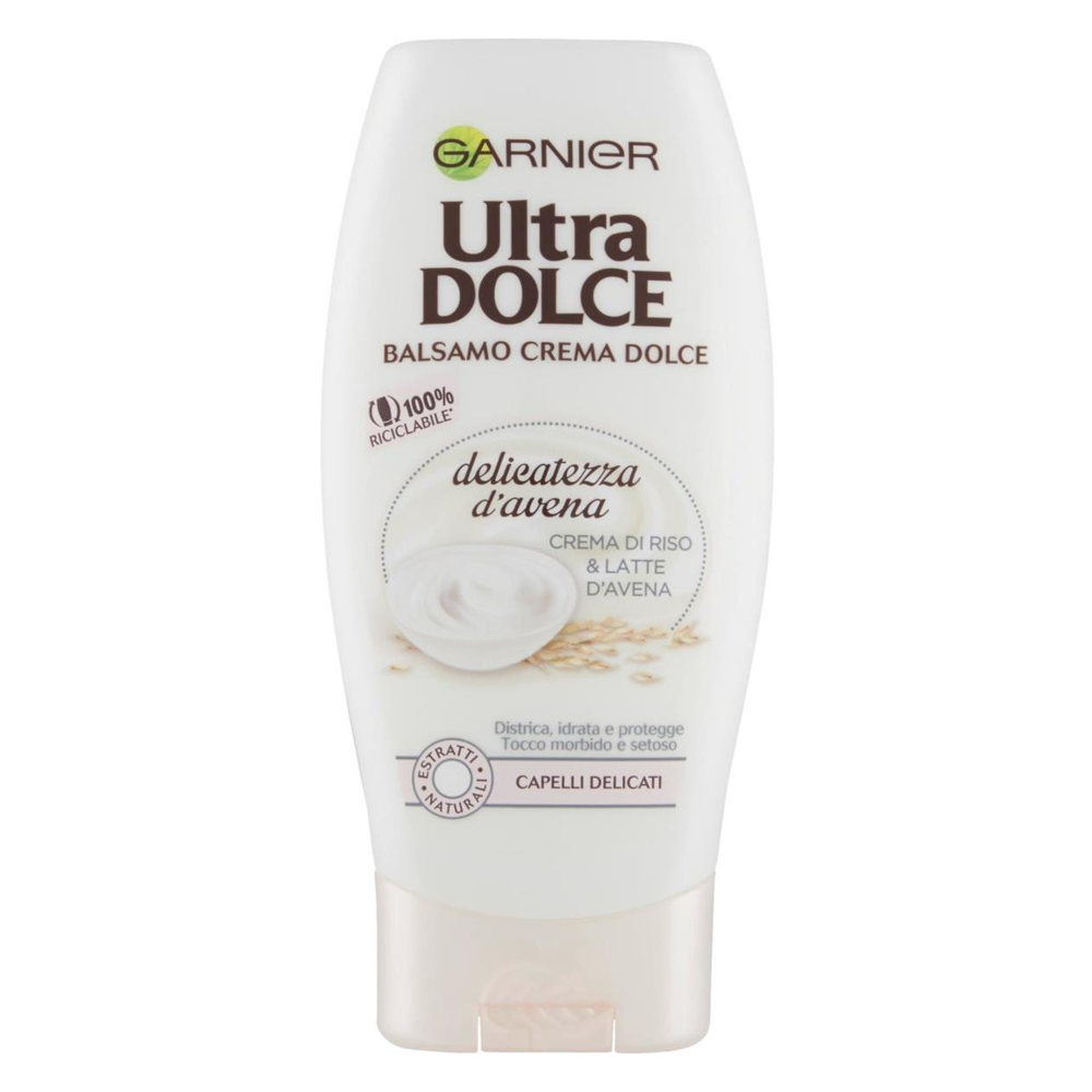 GARNIER ULTRA DOLCE Balsamo delicatezza Latte di Avena 360 ml