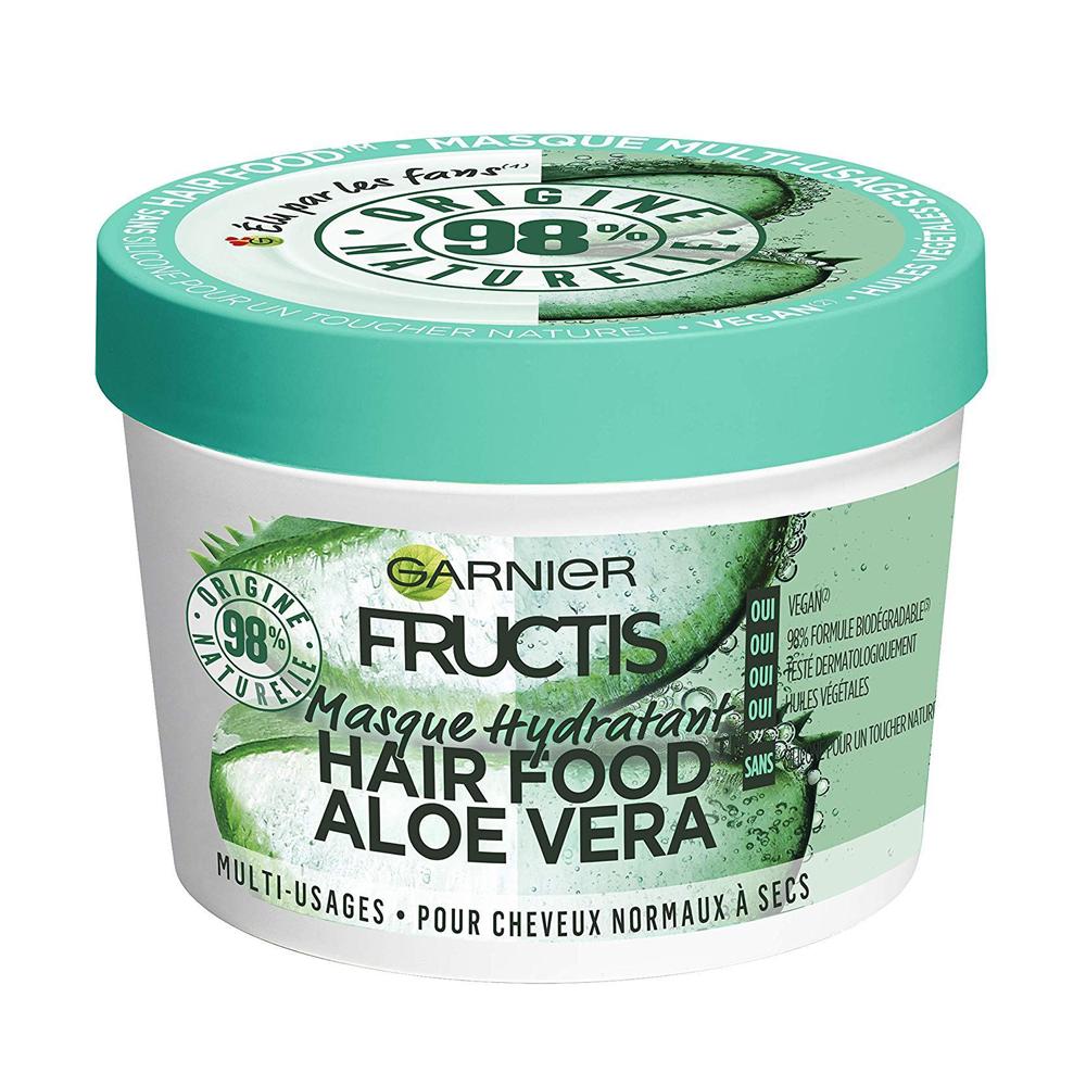 FRUCTIS Maschera Hair Food Aloe Vera idratante 390 ml