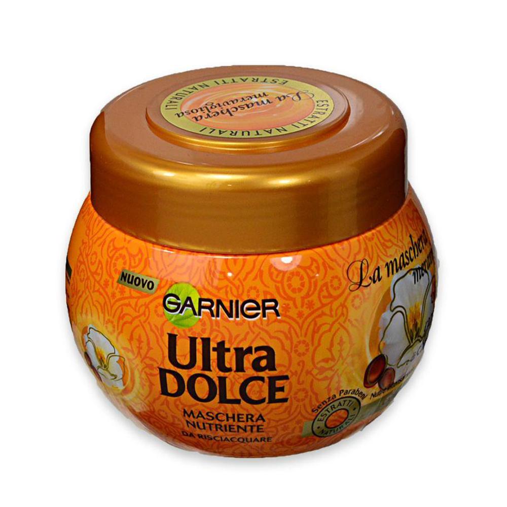 GARNIER ULTRA DOLCE Maschera nutriente Meravigliosa 300 ml