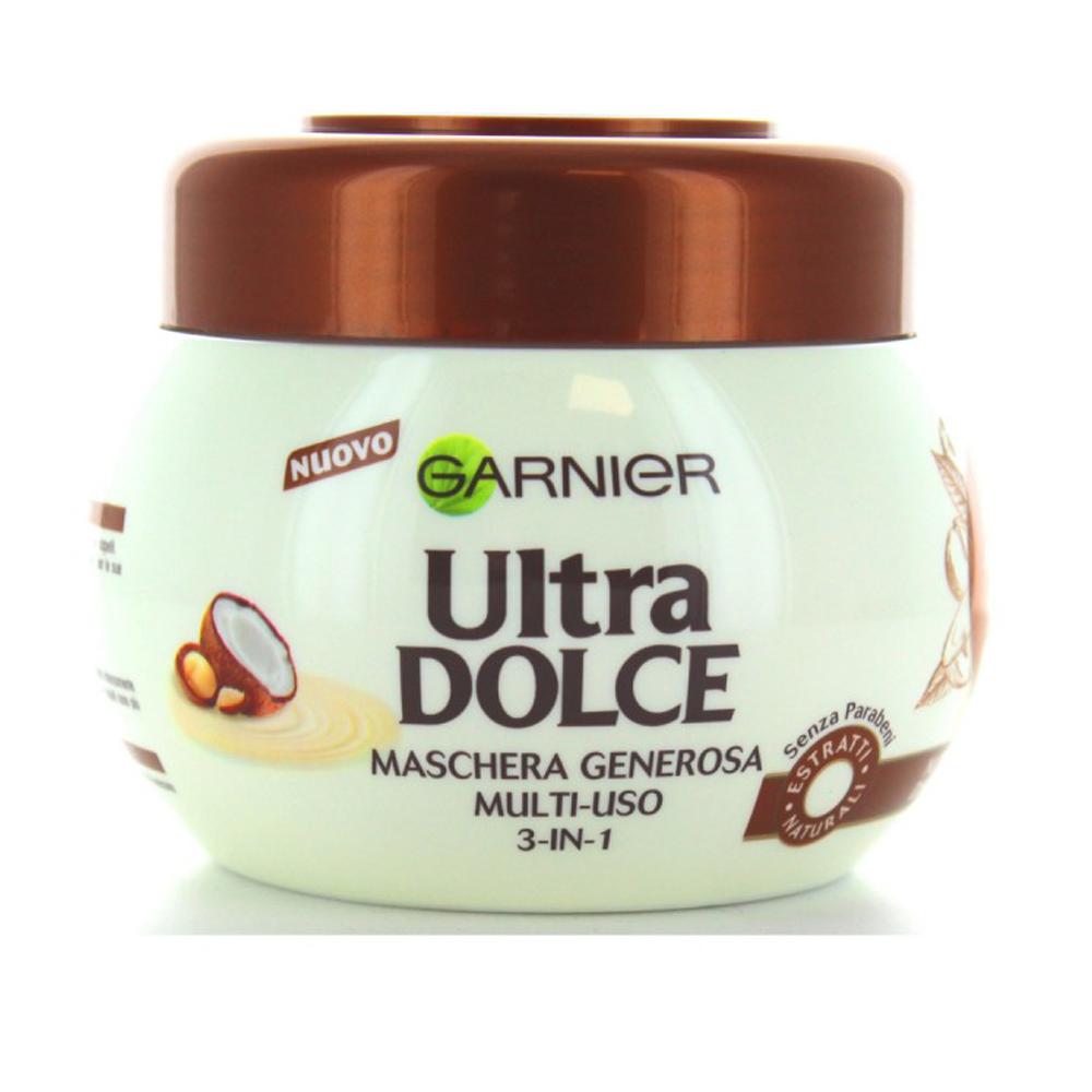 ULTRA DOLCE Maschera generosa Crema di Cocco 300 ml