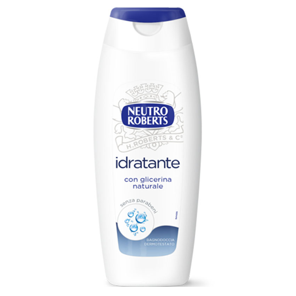 Neutro ROBERTS Bagno schiuma Idratante 500 ml