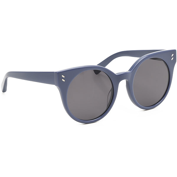Stella McCartney - Occhiale da Sole Bambina, Blue/Grey Shaded SK0018S  004  C48