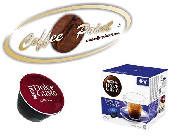 96 capsule Nescafè Dolce gusto Ristretto Ardenza