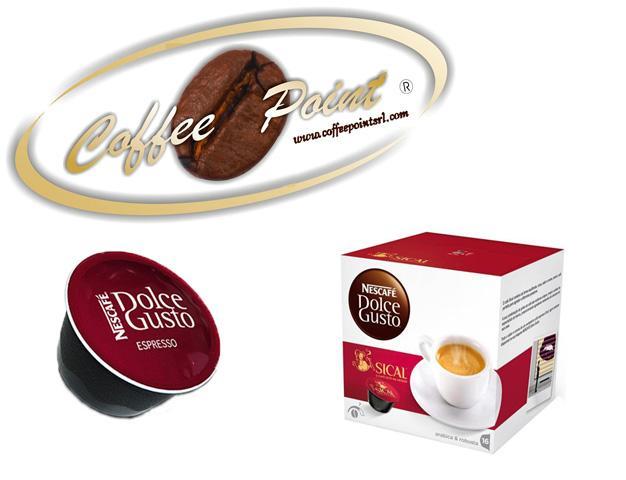 96 capsule Nescafè Dolce gusto Sical