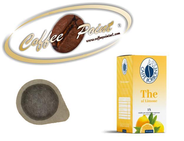 Cialda ESE 44mm Caffè Thè al Limone 18 pezzi