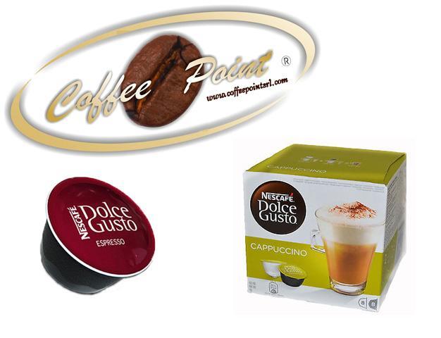 96 capsule Nescafè Dolce gusto Cappuccino