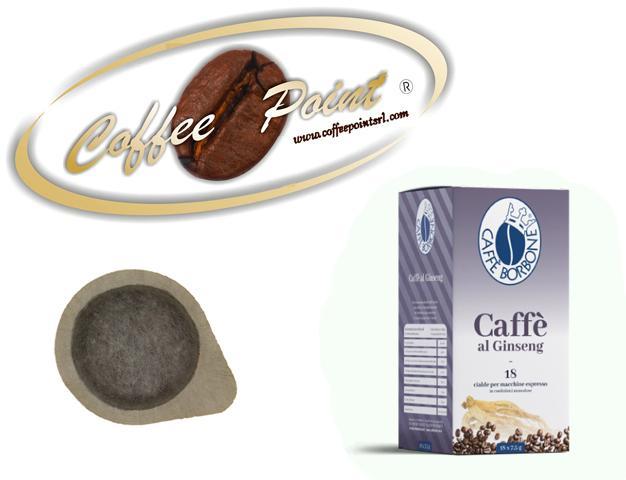Cialda ESE 44mm Caffè Borbone Ginseng 18 pezzi
