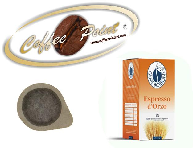 Cialda ESE 44mm Caffè Borbone Orzo 18 pezzi