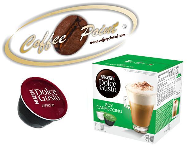 96 capsule Nescafè Dolce gusto Soy Cappuccino