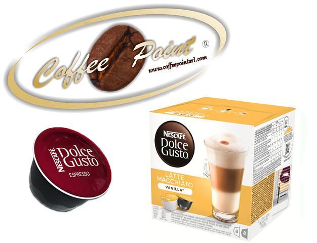 96 capsule Nescafè Dolce gusto Latte Macchiato Vanilla