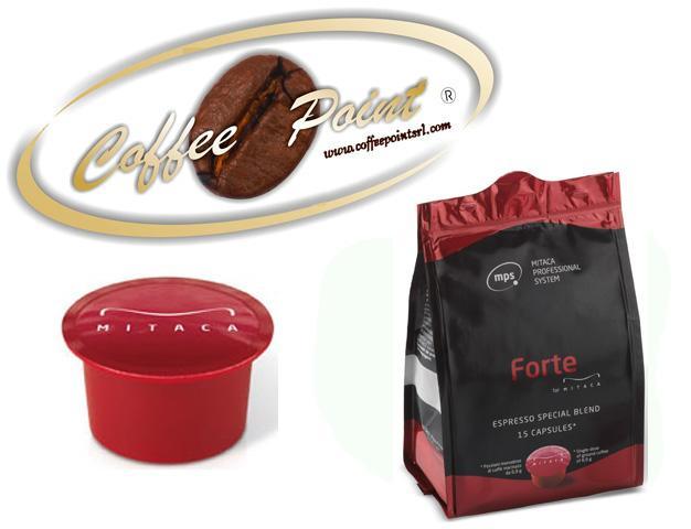Capsule Mitaca Professional system Forte 15 pezzi