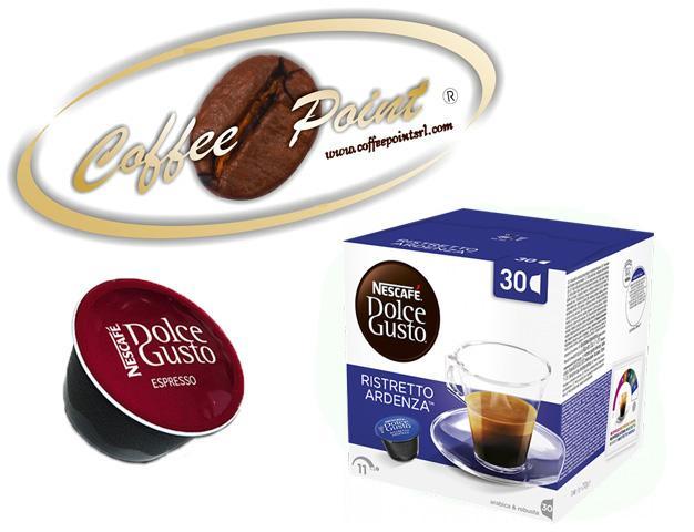 30 capsule Nescafè Dolce gusto Ristretto ardenza Magnum