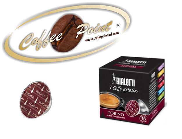 Capsula Bialetti gusto Torino 16 pezzi