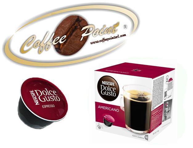 96 capsule Nescafè Dolce gusto Caffè Americano