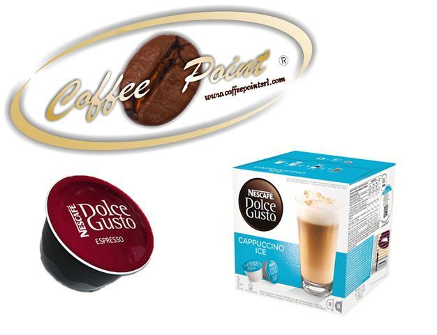 96 capsule Nescafè Dolce gusto Cappuccino Ice