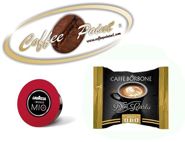 Capsula compatibile A Modo Mio Caffè Borbone MiscelaOro 100 pezzi