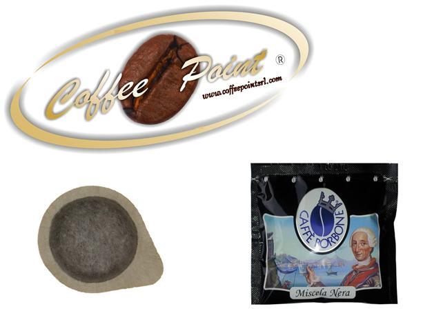 Cialda dm 38mm Caffè Borbone Miscela Nera 150 pezzi