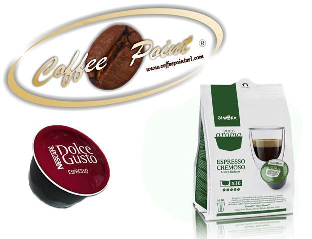 Capsula compatibile Nescafè Dolcegusto G Moka Caffè Cremoso 16pz