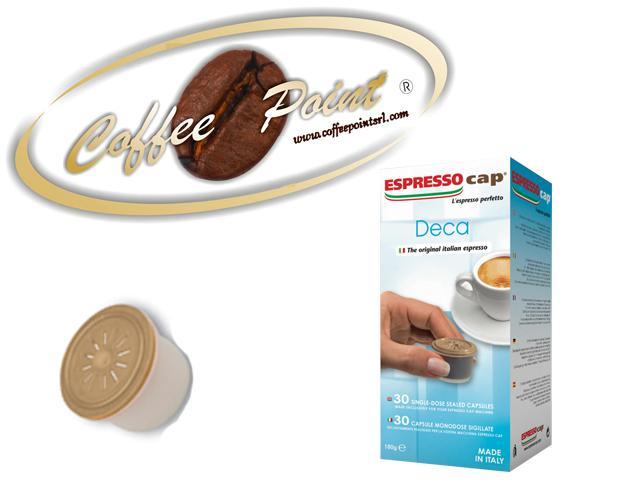 Capsula espresso cup Deca 30pz