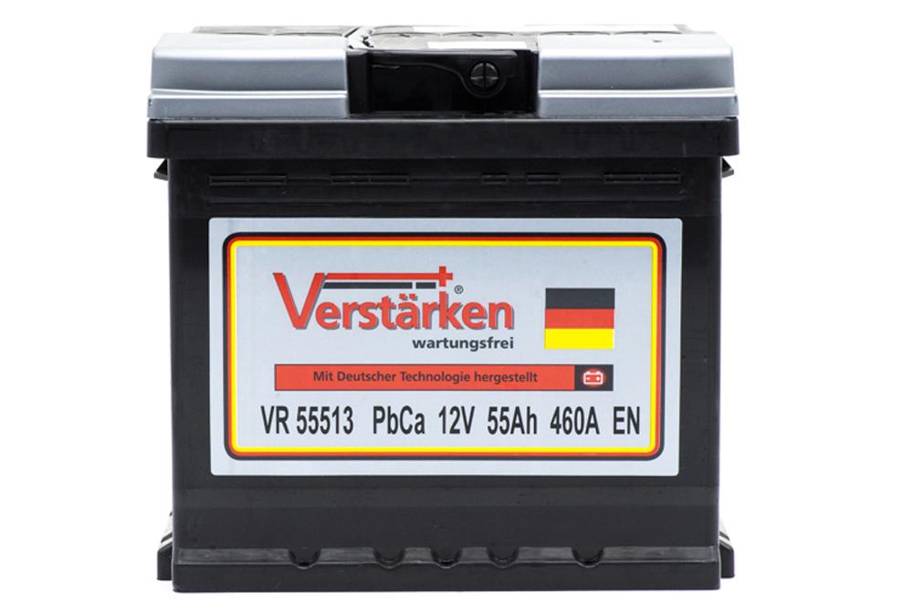 Batteria Auto 55 AH