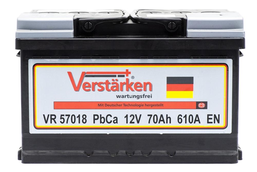 Batteria Auto 70 AH