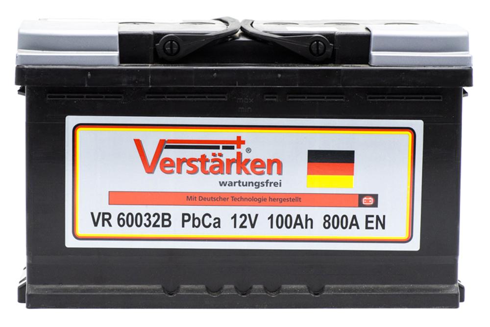 Batteria Auto 100 AH
