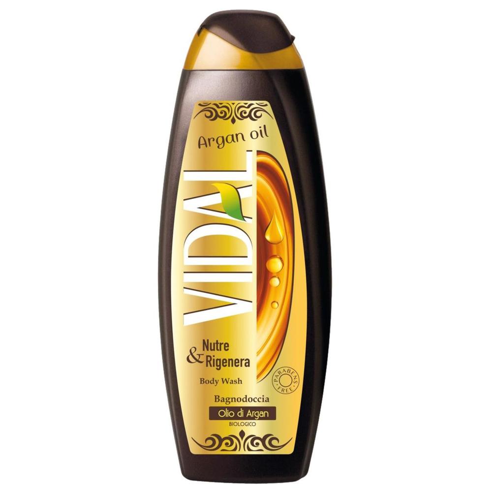 VIDAL Bagno schiuma olio di Argan 500 ml