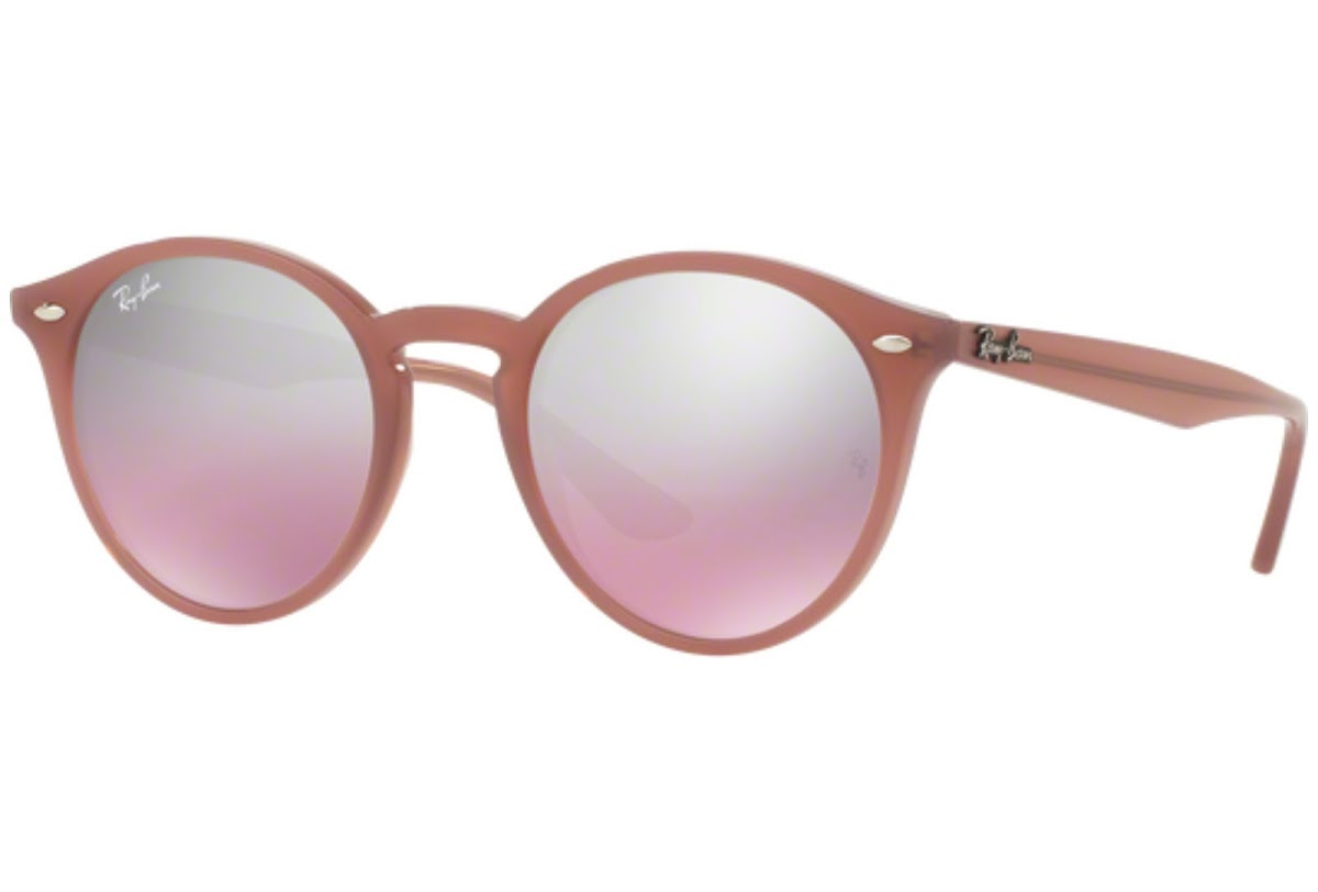 Ray Ban - Occhiale da Sole Donna, Highstreet, Opal Antique Rose RB2180 62297E C49