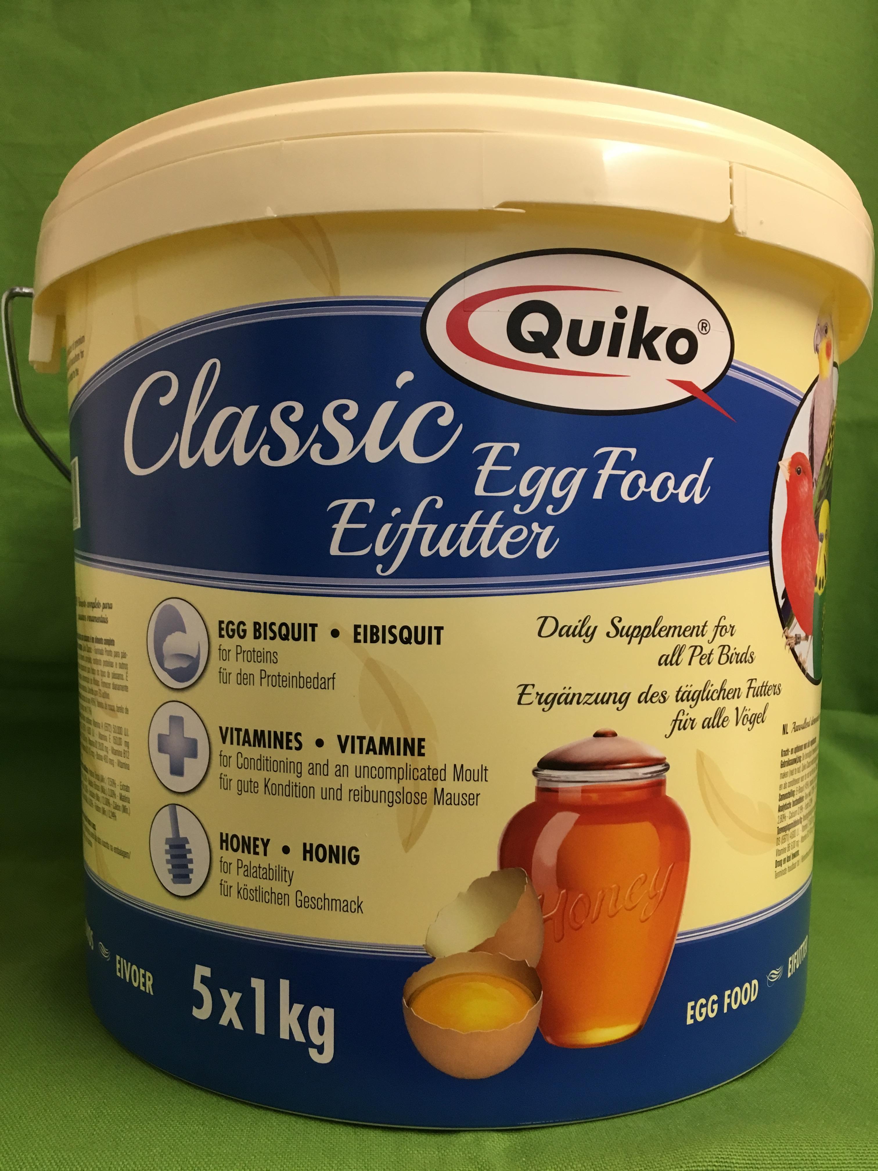 QUIKO CLASSIC secco conf.5kg