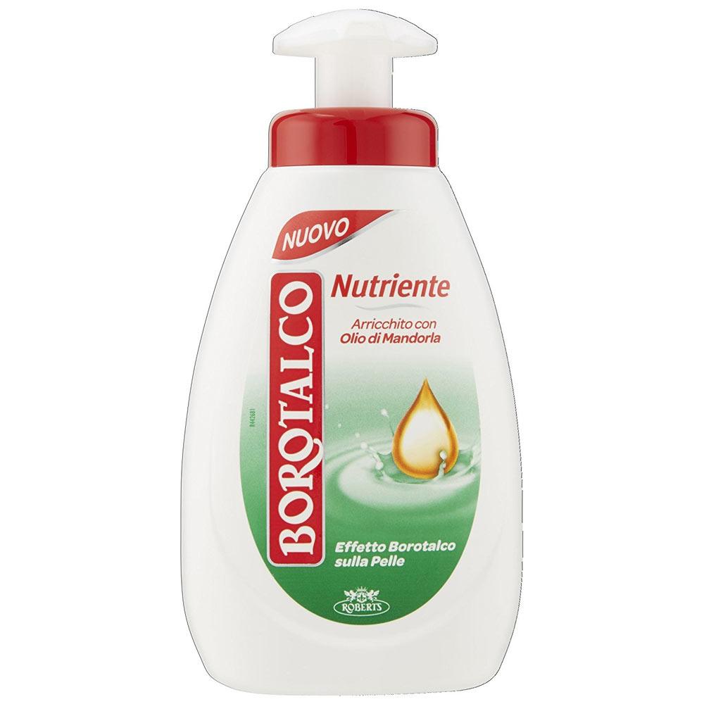 BOROTALCO Sapone Liquido Nutriente 250ml