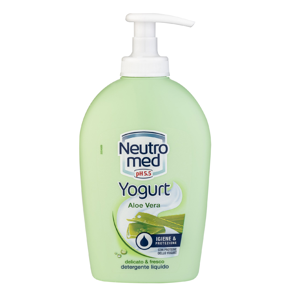NEUTROMED Detergente Liquido Yogurt e Aloe vera 300ml