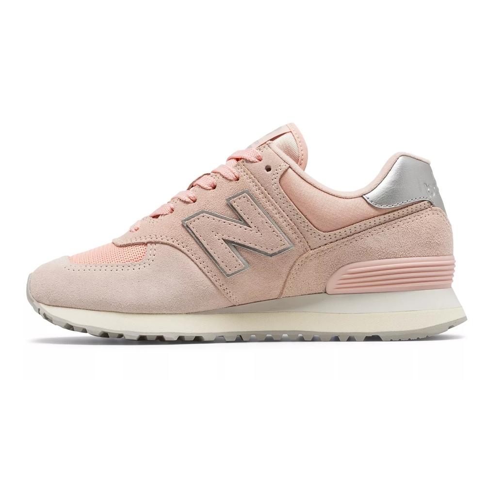new balance wl574ops rosa