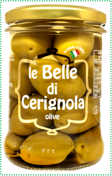 Le Belle di Cerignola