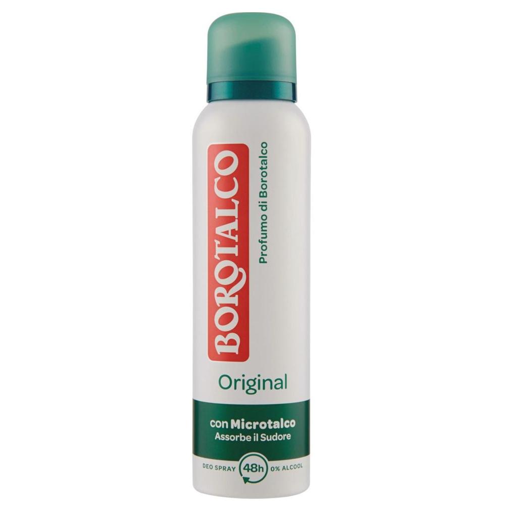 BOROTALCO Deodorante spray Original 150 ml