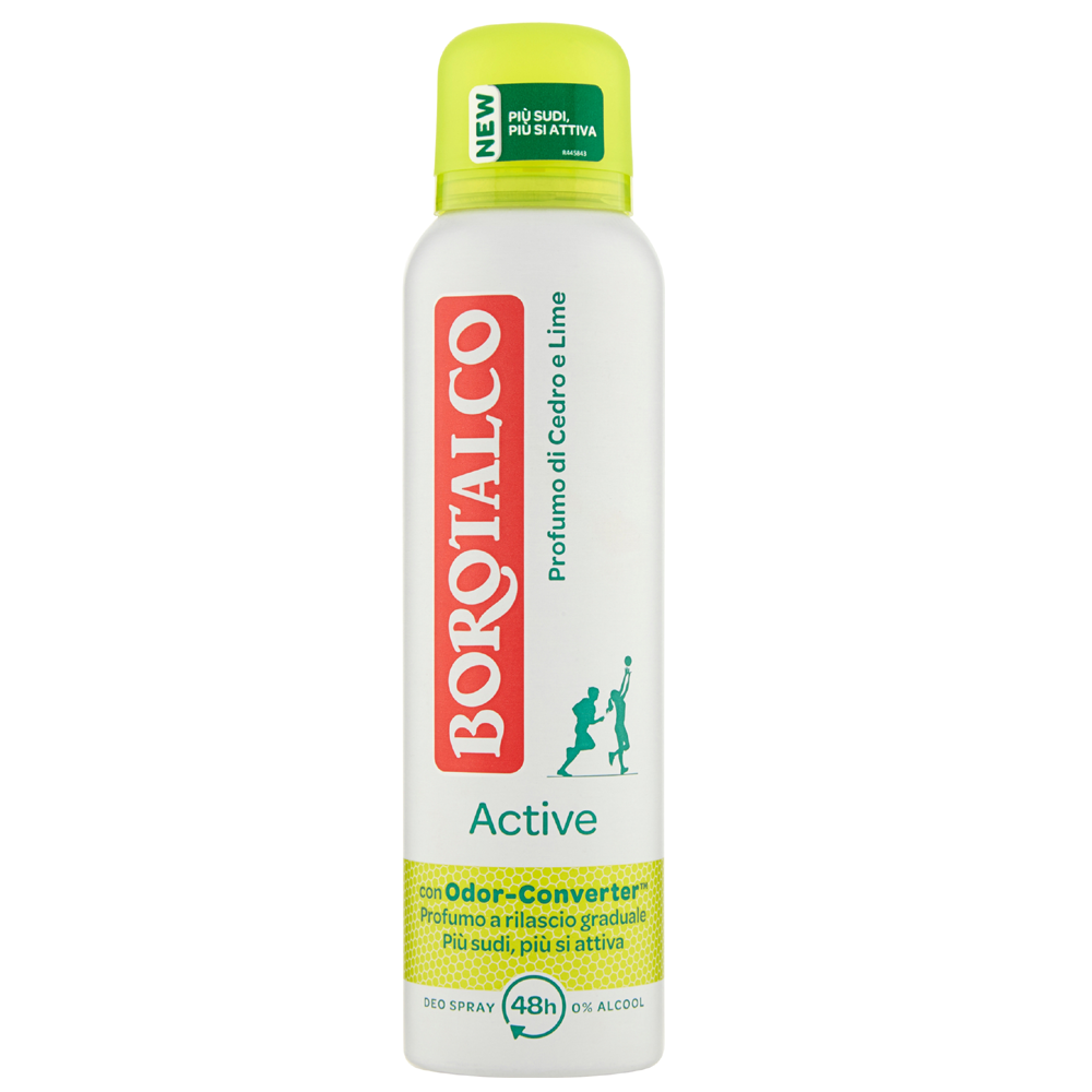 BOROTALCO Active Deodorante Spray 150ml