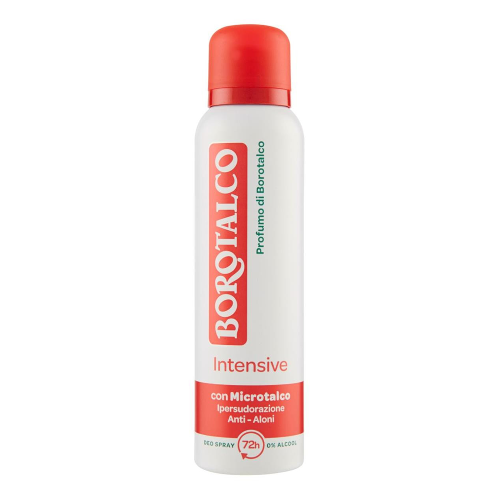 BOROTALCO Intensive Deodorante Spray 150ml
