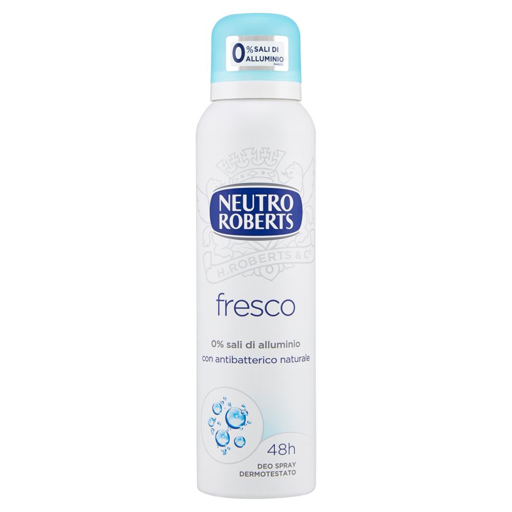 NEUTRO ROBERTS Fresco blu Deodorante Spray 125ml