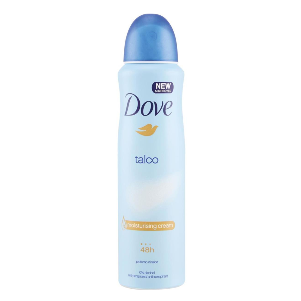 DOVE Talco Deodorante Spray 150ml