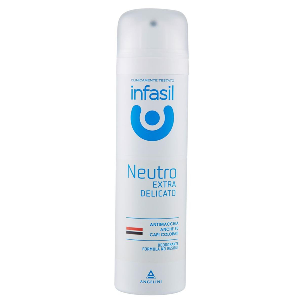 INFASIL Neutro Extra Delicato Deodorante spray 150ml