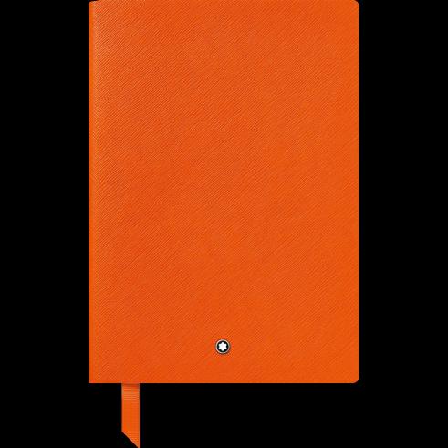 Blocco note #146 arancione