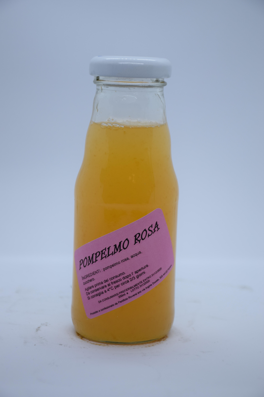 Succo Pompelmo Rosa