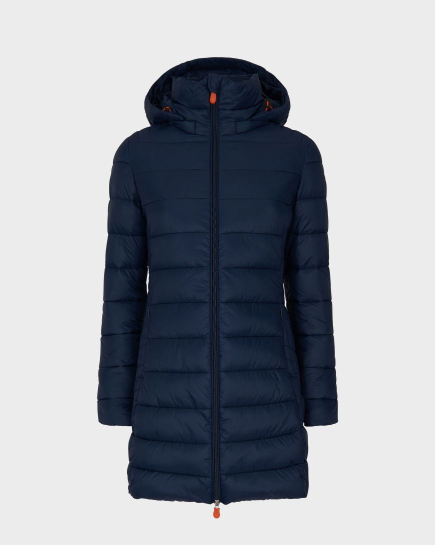 cappotto donna SAVE THE DUCK GIGA7  009 navy
