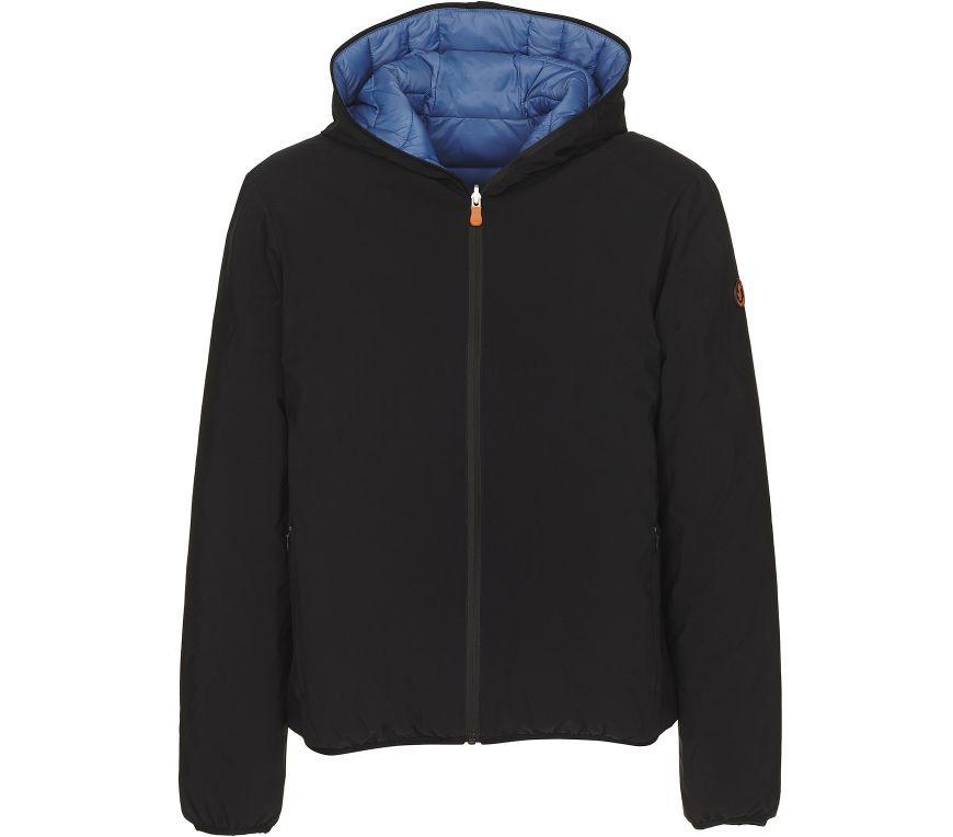 giacca uomo SAVE THE DUCK MATT 001 nero