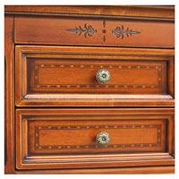 Dettaglio cassetti della scrivania art. 6831