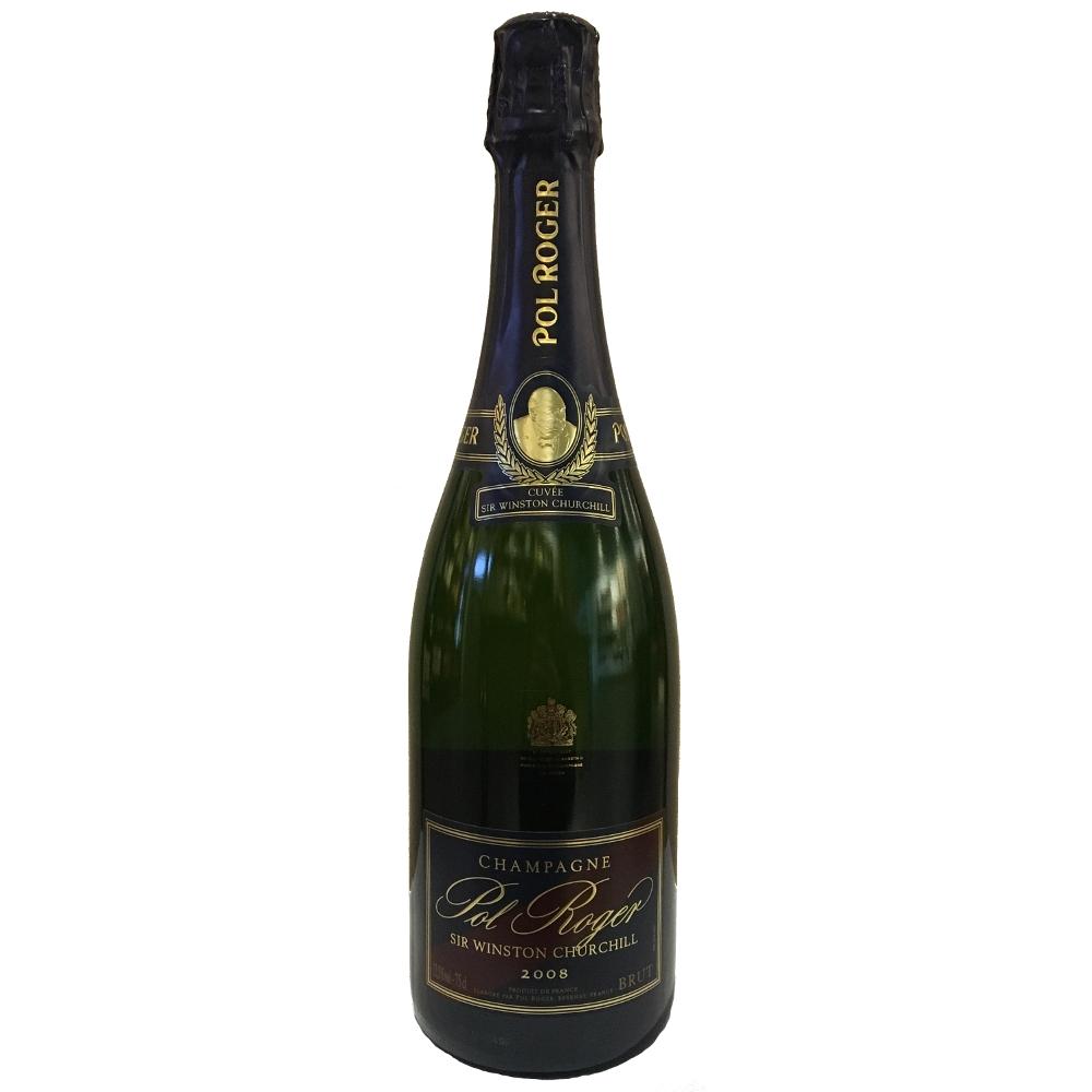 Pol Roger - Champagne Brut Cuvée Sir Winston Churchill 2008