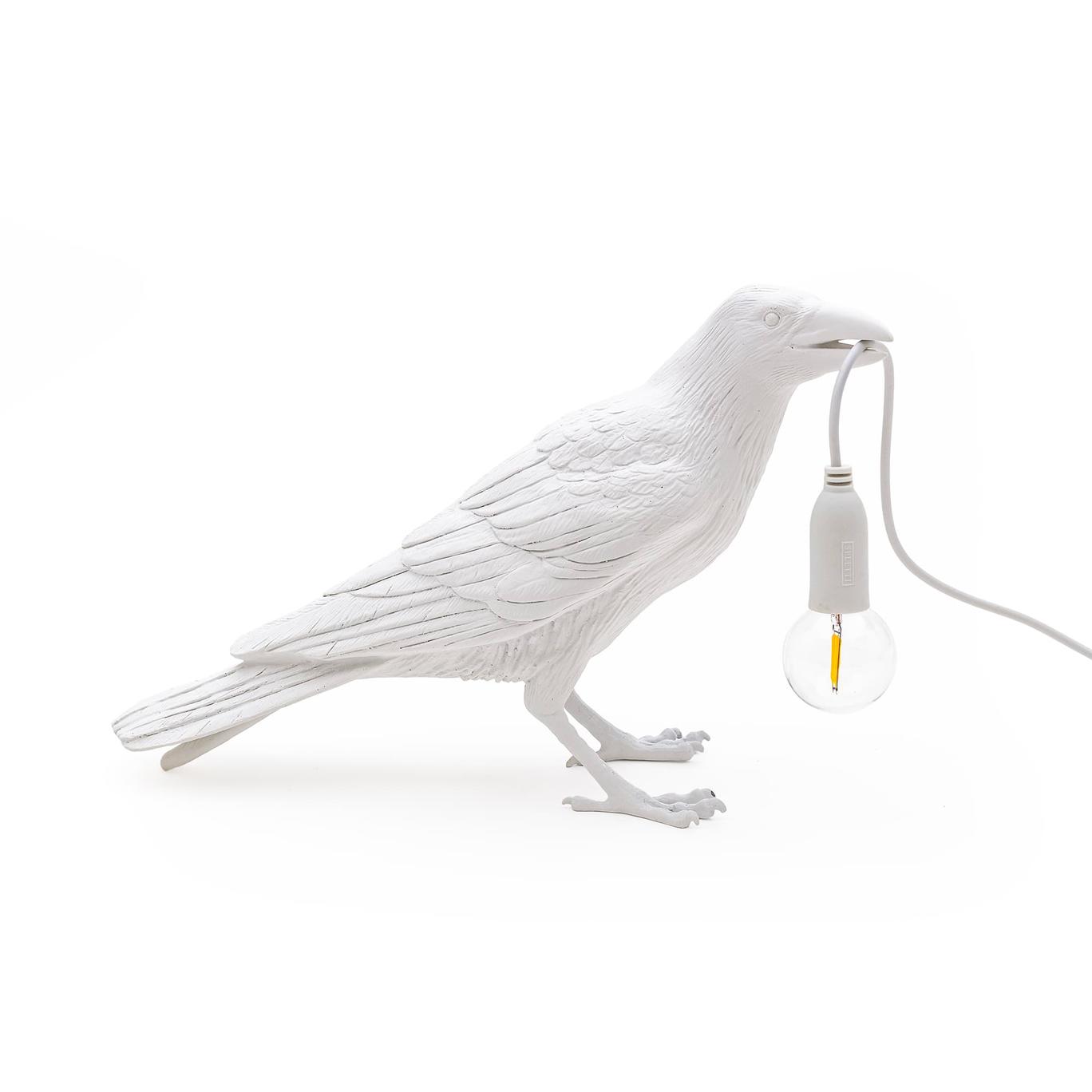 BIRD LAMP PLAYING BIANCA