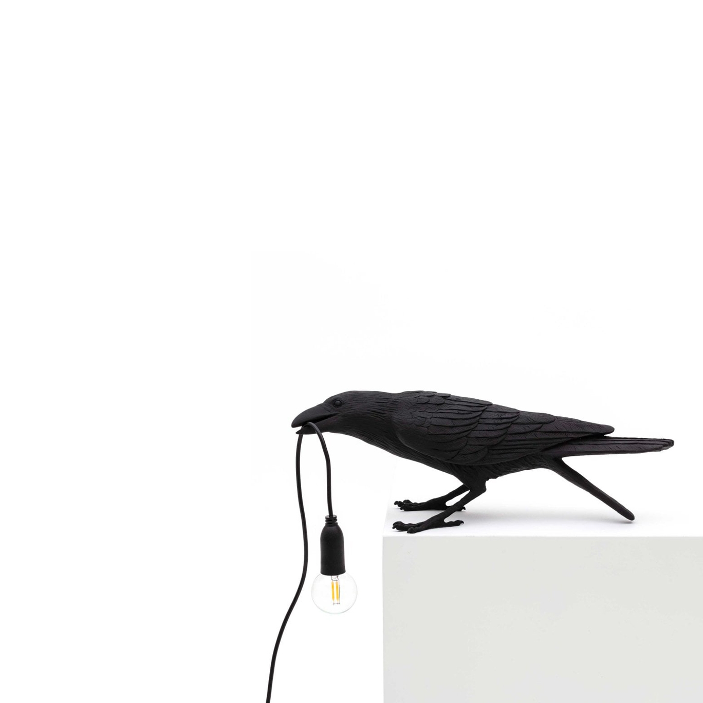LAMPADA BIRD PLAYING NERA