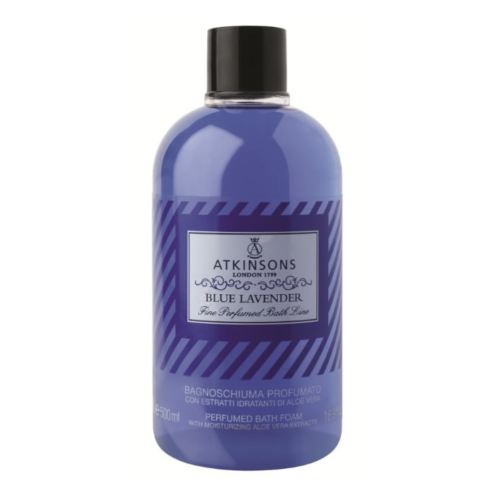 Blue Lavender Bath Foam 500ml