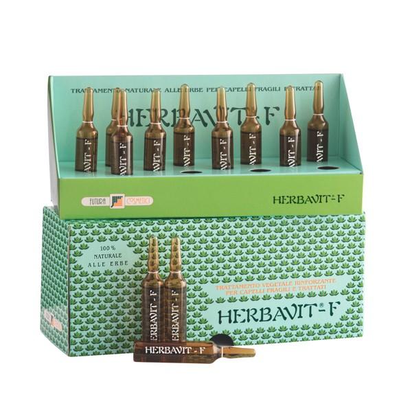 Herbavit F - Fiale base Rinforzante